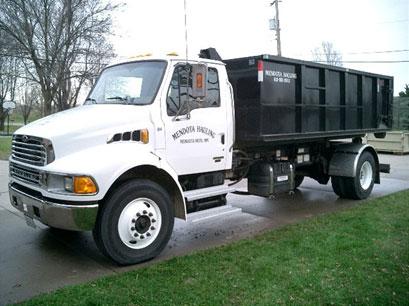 Mendota Hauling Truck